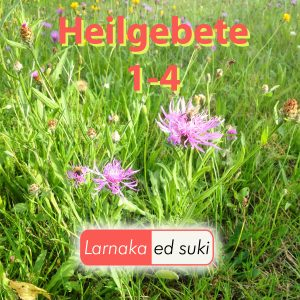 Heilgebete 1-4 Cover